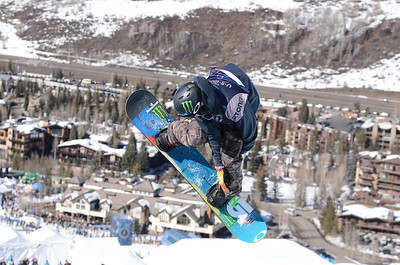 Burton 2014 US Open Snowboard Championships - Men's 1/2 Pipe Finals