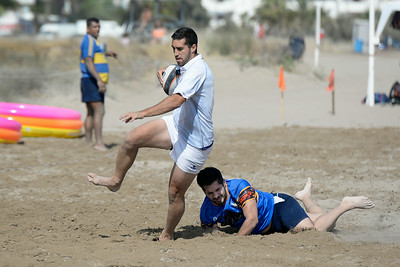 21st Denia Beach Rugby Tournament - August 9, 2014