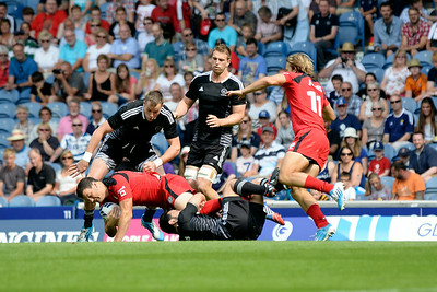 Canada vs. New Zealand - Rugby Sevens - Commonwealth Games - July 26, 2014