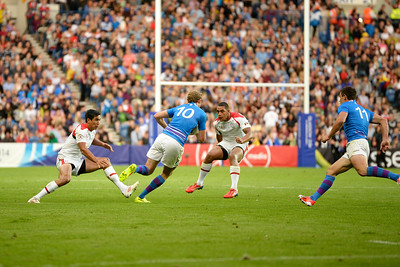 Canada vs Scotland - 20th Commonwealth Games - July 26, 2014