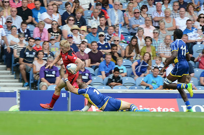 Canada vs Barbados - Rugby Sevens - 20th Commonwealth Games - July 26, 2014