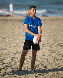 Denia Beach Rugby Practice - July 3, 2014
