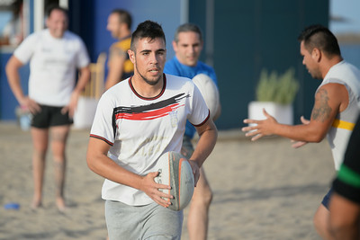 Denia Beach Rugby - June 19,  2014