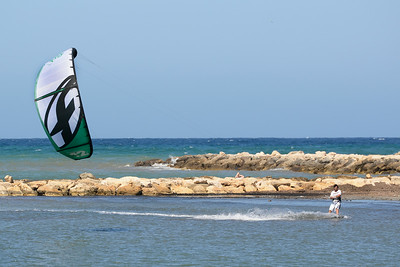 Kiteboarding - Denia, Spain - 6/29/14