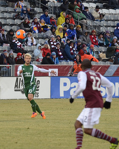 Colorado Rapids vs Portland Timbers - 03/22/14