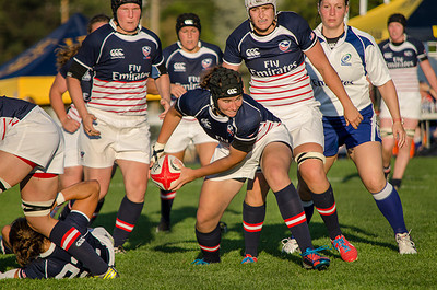 Nations Cup - USA vs South Africa - July 30, 2013