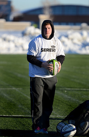 Serevi Rugby High Performance Training Camp - Day 2 - February 2, 2014