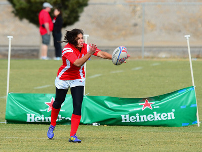 USA Ruby 7's - Las Vegas - Canada vs Mexico Women - 012414